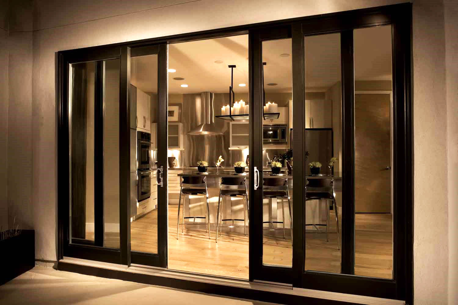 Fenesta upvc doors windows glass flooring -